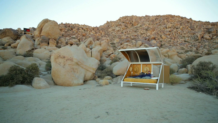2Wagon Station Encampment - Andreea Zittel - Designist
