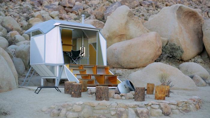 3Wagon Station Encampment - Andreea Zittel - Designist
