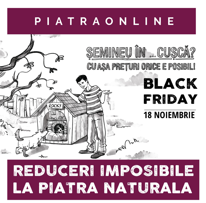 Piatraonline Black friday 2
