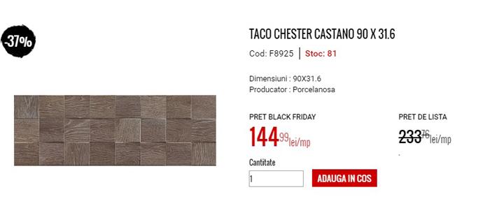 taco chester pret