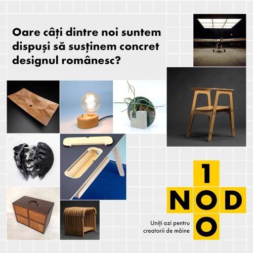 100 de produse și servicii, scoase la licitație pentru NOD makerspace
