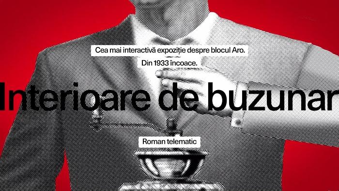 Expoziția Interioare de Buzunar ne invită la ficțiune tehnologică începând cu 29 octombrie