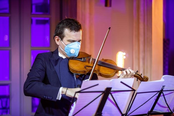 Designist Alexandru Tomescu Concert pentru libertate 2
