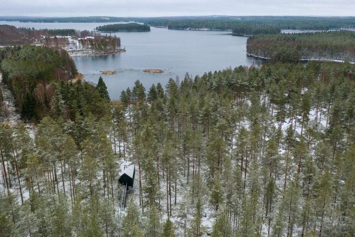 Designist niliaitta cabin studio puisto finland 4